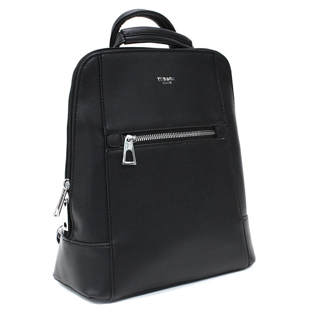 Černý městský dámský batoh Maritza