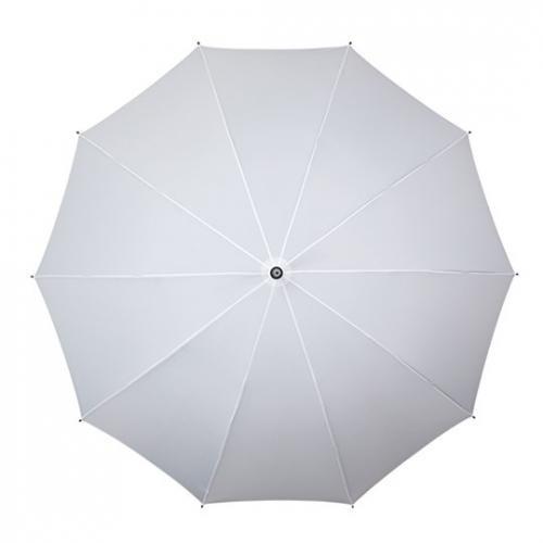 Svatební elegantní holový deštník Mavreena