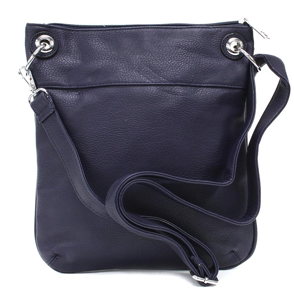 Modrá crossbody kabelka Ariel