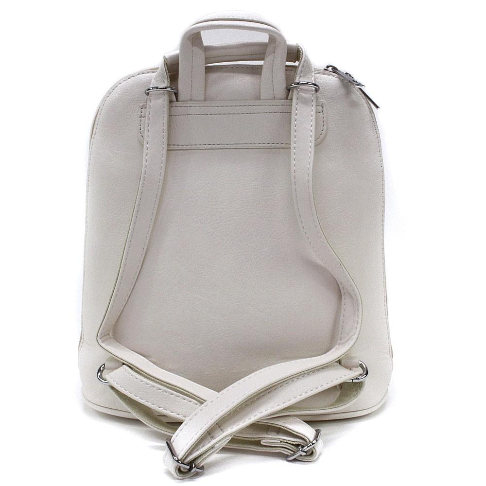 Béžový městský dámský batoh Yolonda